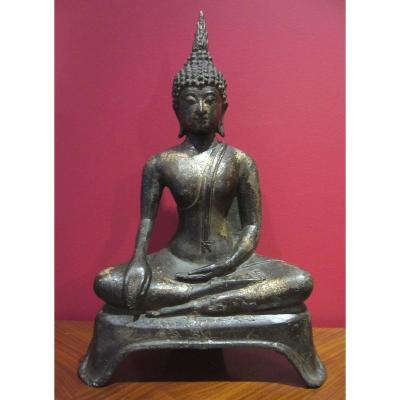 Buddha In Bronze, Thailand