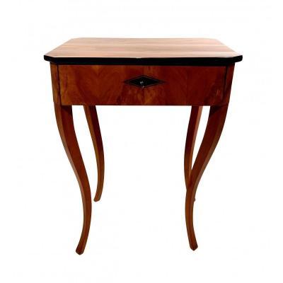 Table d'Appoint Biedermeier, Cerisier, Sud De l'Allemagne Vers 1820