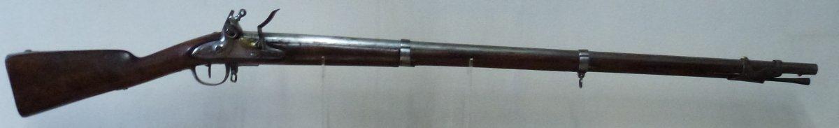 Fusil Réglementaire 1777 Modifié An Ix