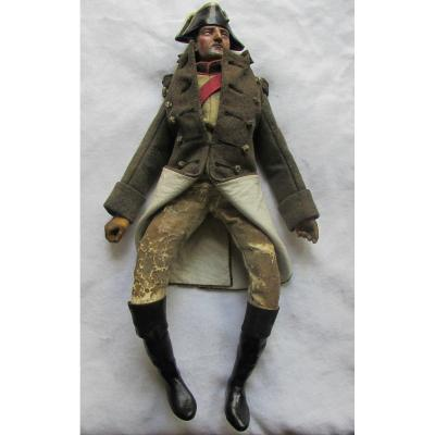 Grande Figurine Napoléon Dans Le Gout De Charles Sandre