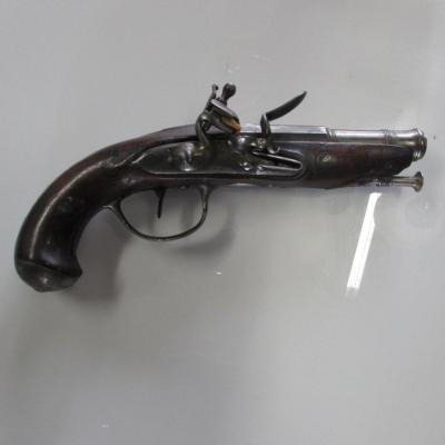Pistolet A Silex XVIIIème