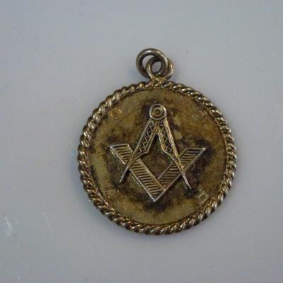 Médaille Franc Maçonique étoile De Tonkin,  Haiphong