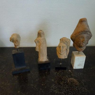 Lot Archeologie Grec Romain