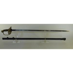 XIXth Greek Officer Sword