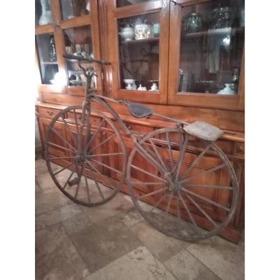 Ancien Vélo 1861 Michaux