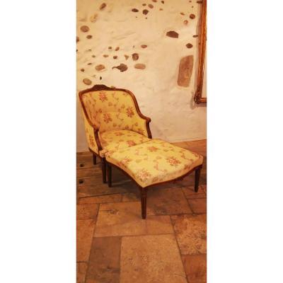 Antique Furniture Duchesse Brisée