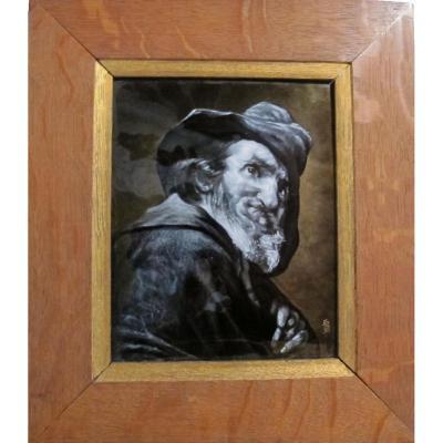 Ernest Blancher (1855-1935) Limoges
