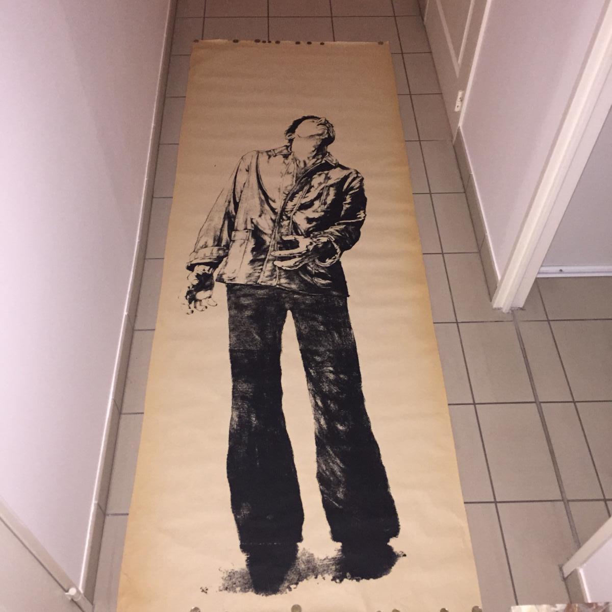 Ernest PIGNON-ERNEST (né En 1942) STREET ART