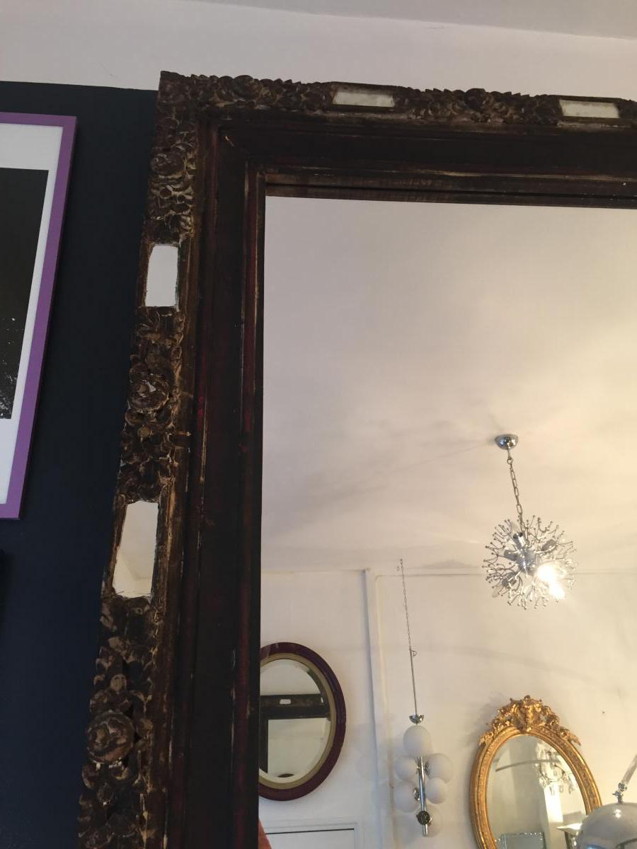 H 220 cm enorme miroir miroirs for Miroir hauteur 160