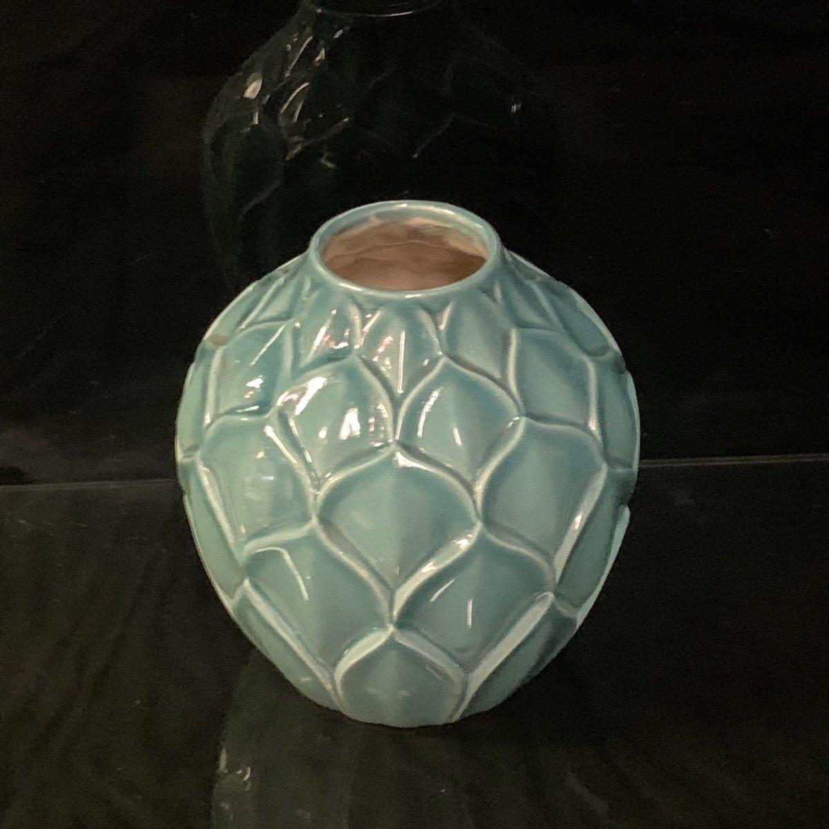 Saint Clément , Vase Model Artichaut .