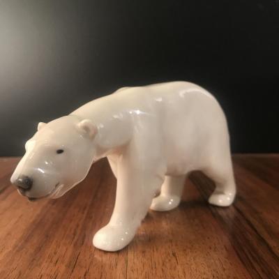 Polar Bear Porcelain, Copenhagen Manufacture
