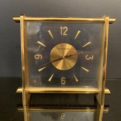 Jaeger Lecoultre, Pendulum, Clock, Pendulette.