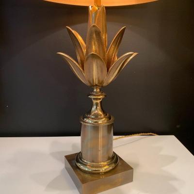 Maison Charles, Lamp Lotus Design 1960.