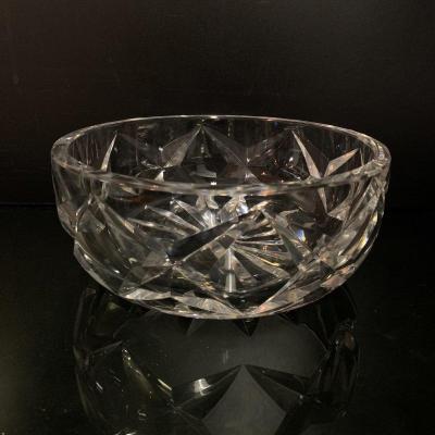 Saint Louis, Cut Crystal Fruit Bowl