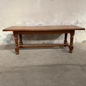 Grande Table De Ferme .