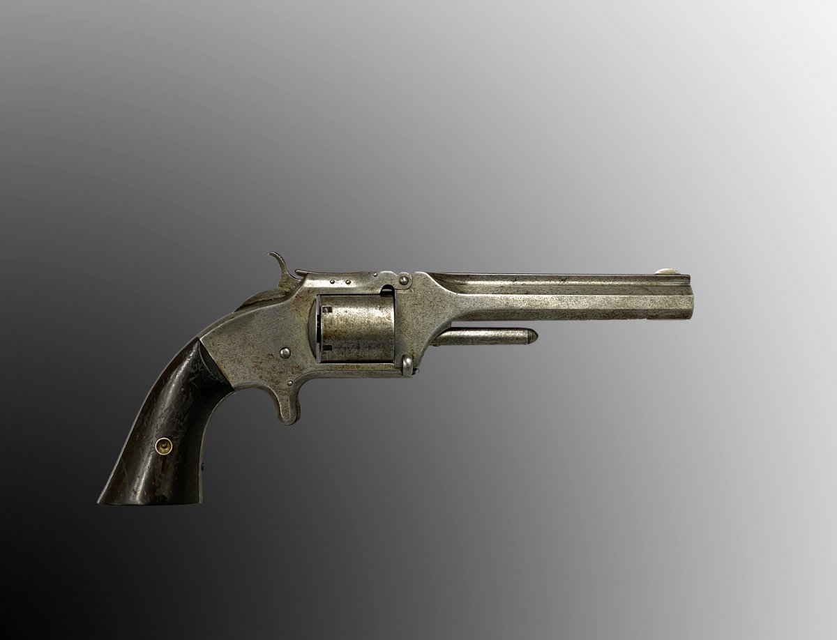 Revolver Smith Et Wesson N°2 Old Model Army