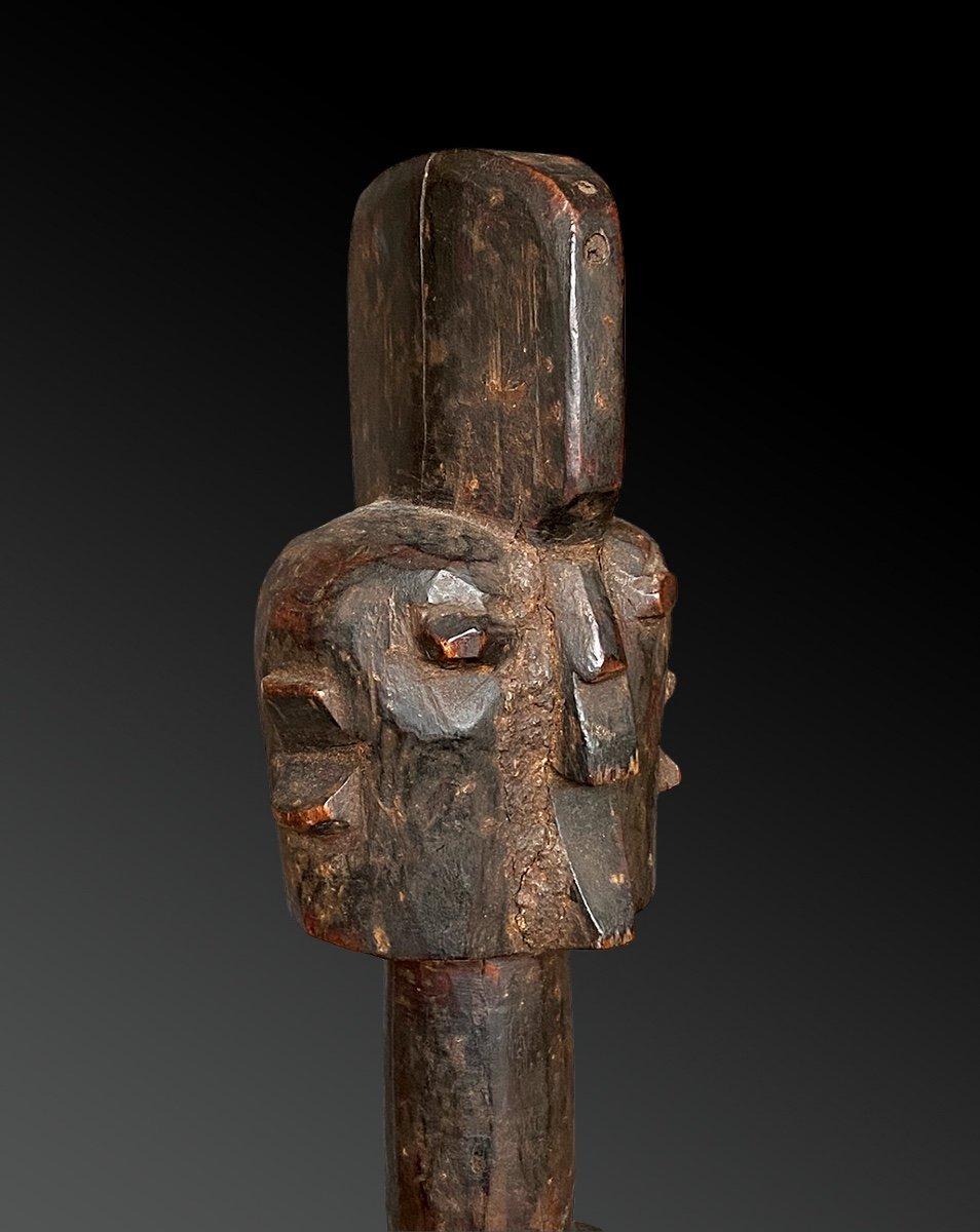 STATUETTE Kundul Culture Wurkun, région de Muri, Nigéria  Première moitié du XXème siècle-photo-2