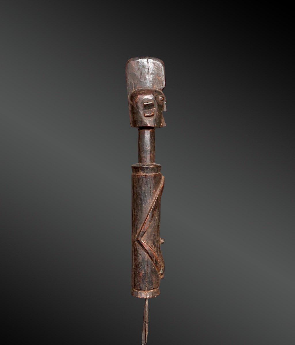 STATUETTE Kundul Culture Wurkun, région de Muri, Nigéria  Première moitié du XXème siècle-photo-3