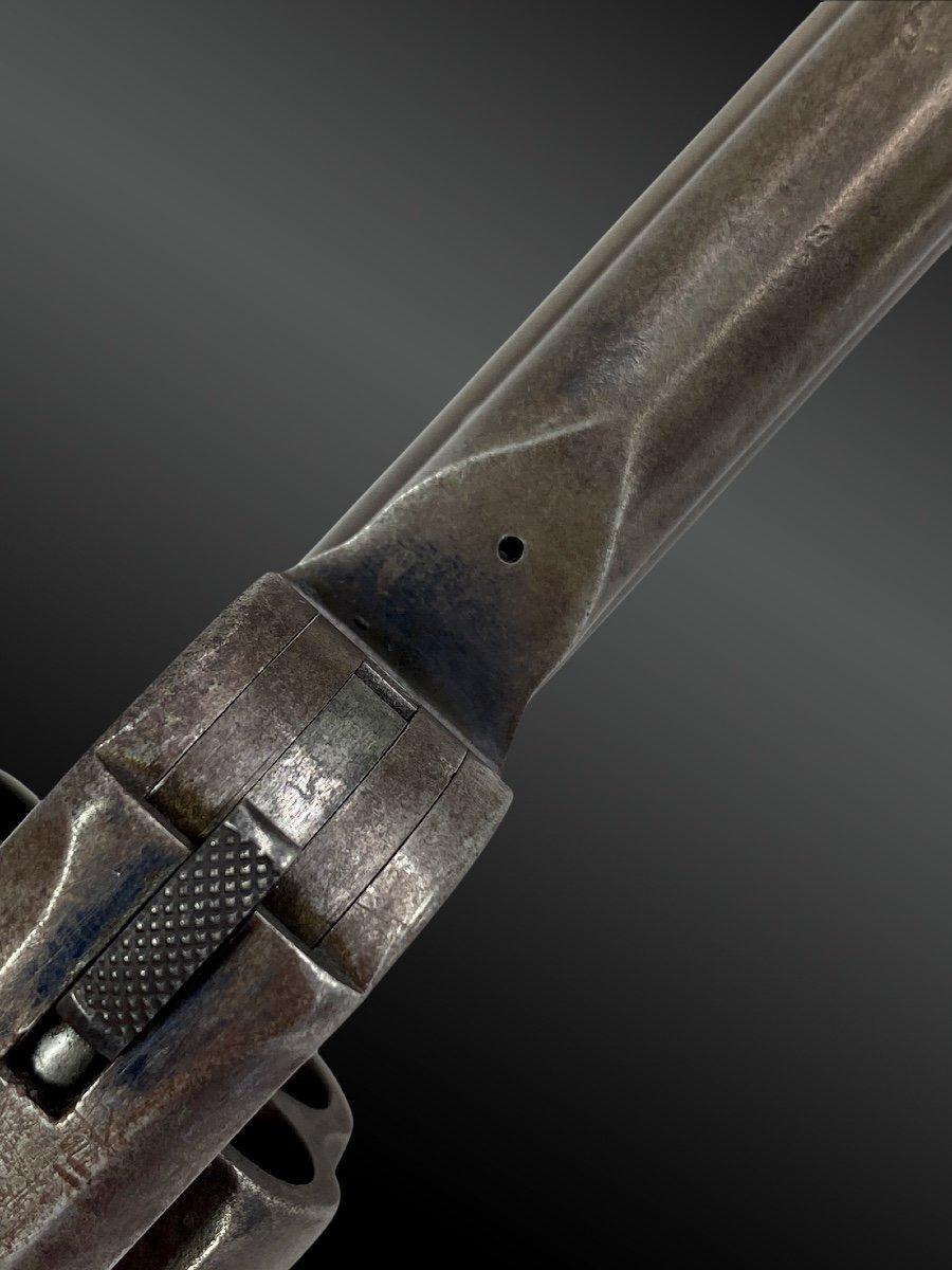 Revolver Smith Et Wesson, N°3 First Model. Un Des 1000ex Du Contrat de l'armée américaine. -photo-1