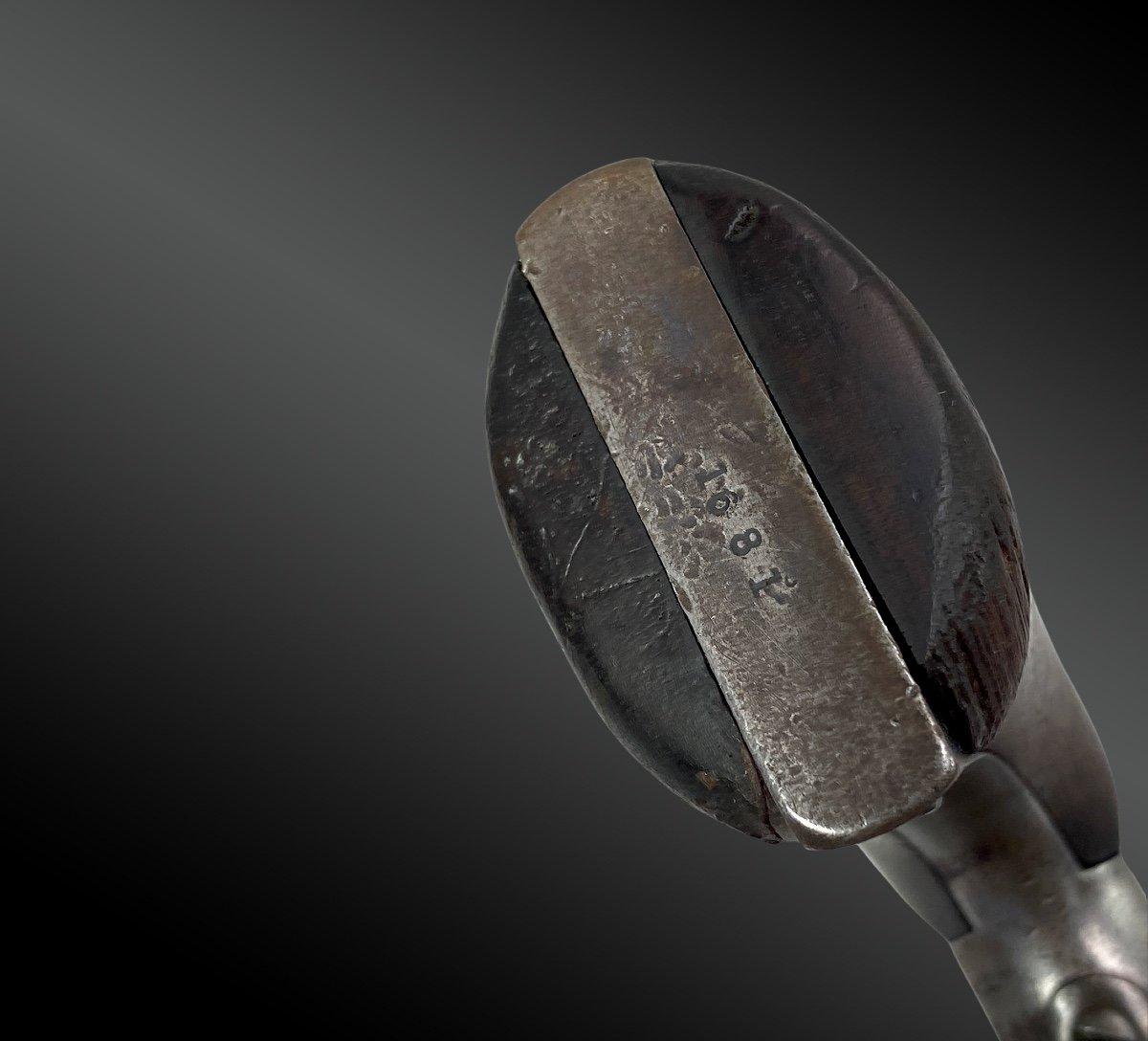 Revolver Smith Et Wesson, N°3 First Model. Un Des 1000ex Du Contrat de l'armée américaine. -photo-3