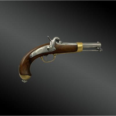 Marine Pistol, Model 1849, France Second Empire