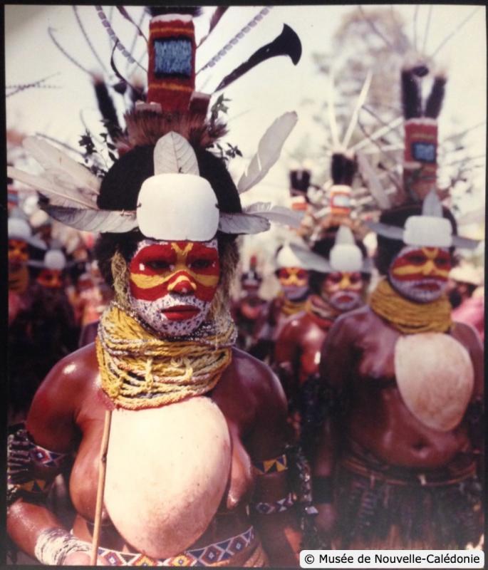 Ornement Frontal  Papouasie-nouvelle-guinée  Première Moitié Du XXème Siècle -photo-3