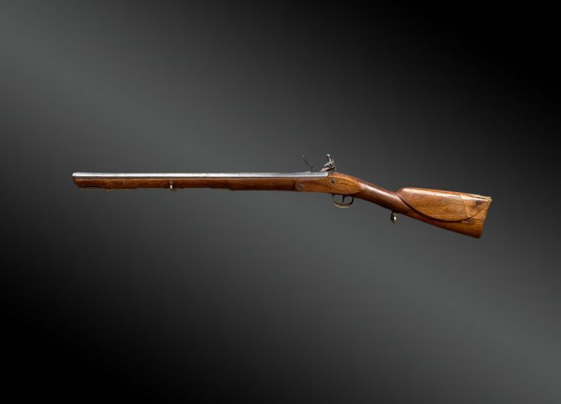Carabine De Versailles Modèle An XII D'infanterie à Silex.-photo-2
