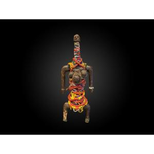 POUPEE de FECONDITE Culture Namji Dowajo, Cameroun  Fin du XIXème – début du XXème siècle