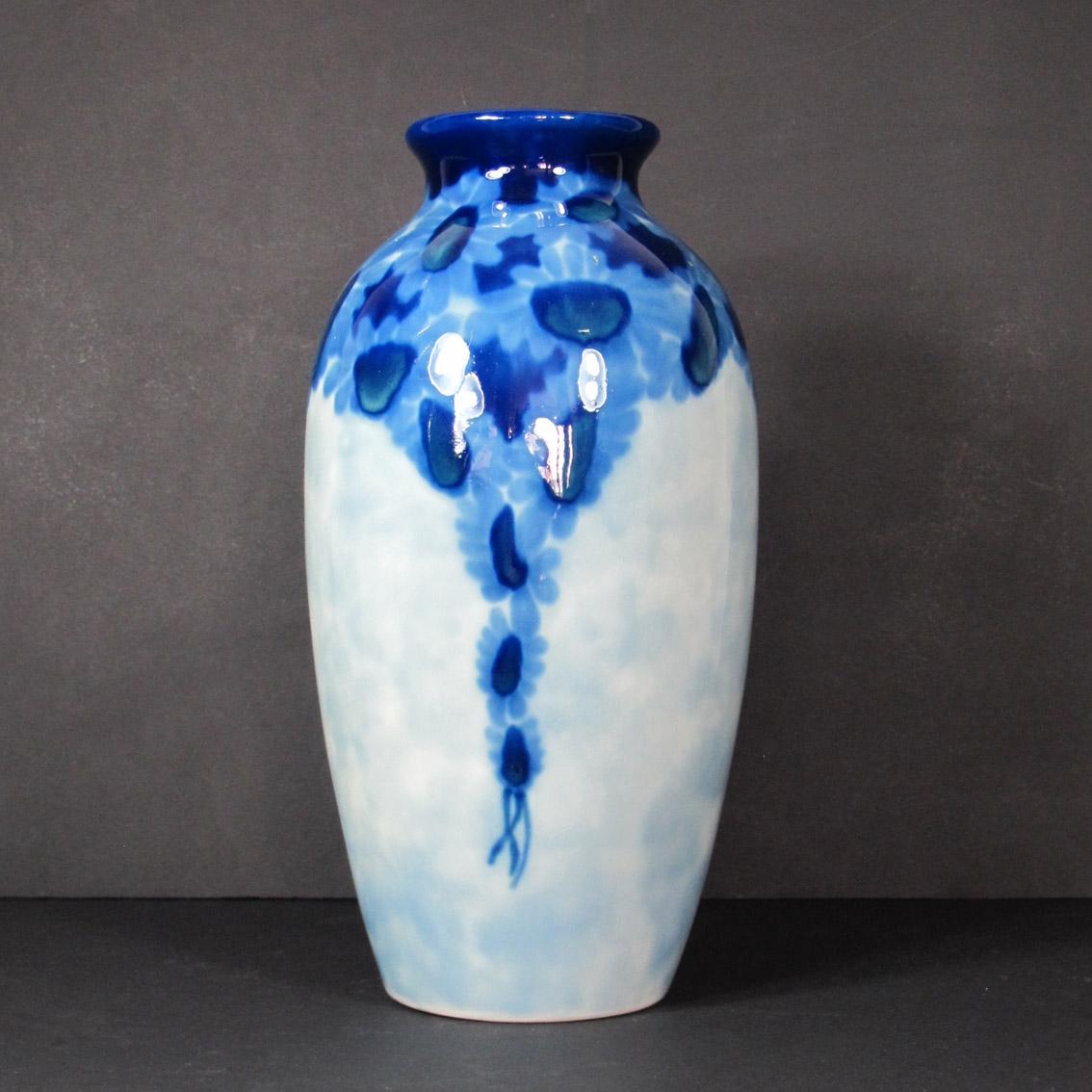 Vase Art Déco Camille Tharaud Limoges
