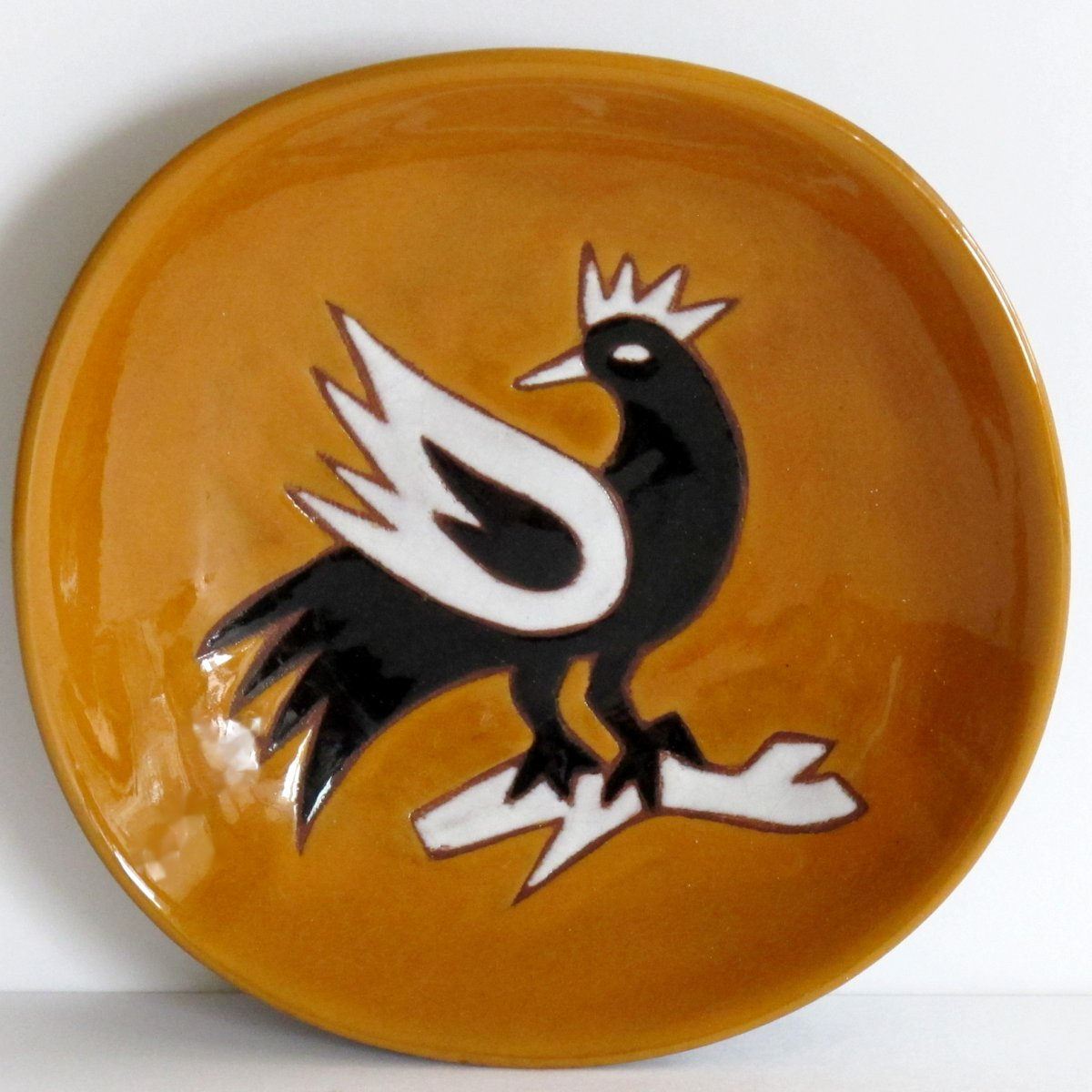 Ceramic Bowl Jean Picart Le Doux Sant Vicens