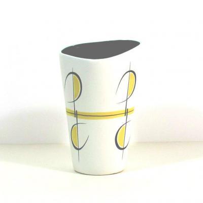 Vase moderniste André Baud Vallauris années 50
