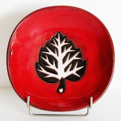 Ceramic Bowl Drawing Jean Picart Le Doux Sant Vicens 60s