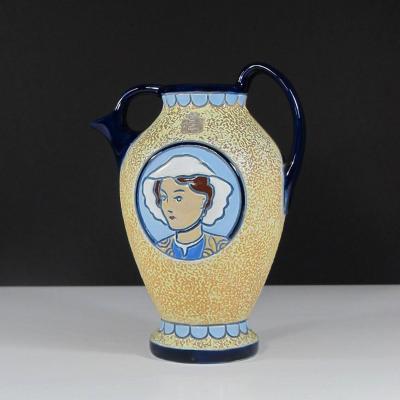 Pichet Art Déco Amphora Tchécoslovaquie