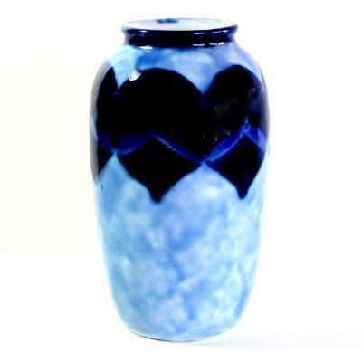 Vase balustre Camille Tharaud  porcelaine de limoges