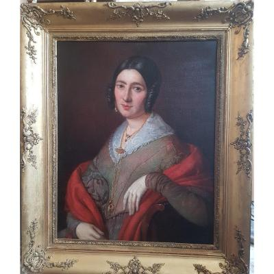 George Sand portrait