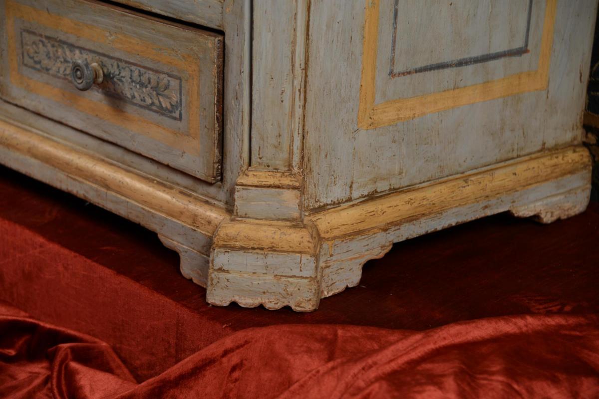 Commode Florentine Du XVIIe Siècle-photo-1