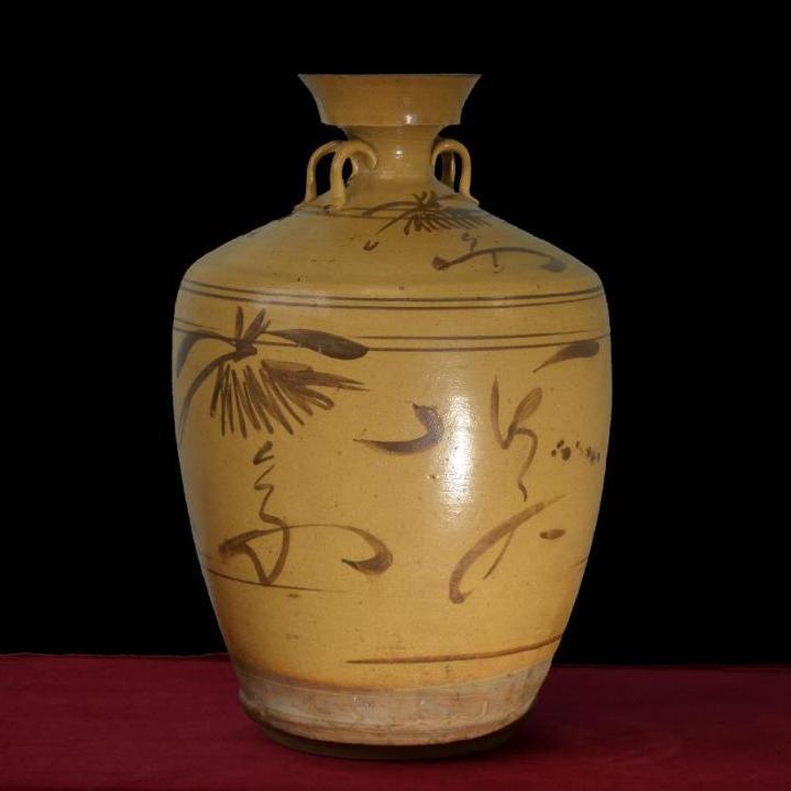 Vase Chinoise, époque Ming 1368 - 1644