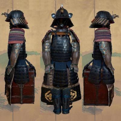 Armure Du Samouraï  Japonais d'époque Edo