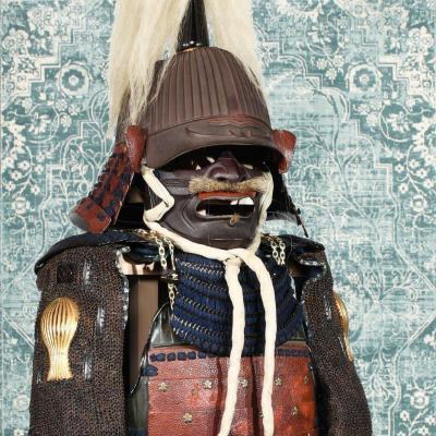 Armure De Samouraï Du Début Du XVIIe Siècle