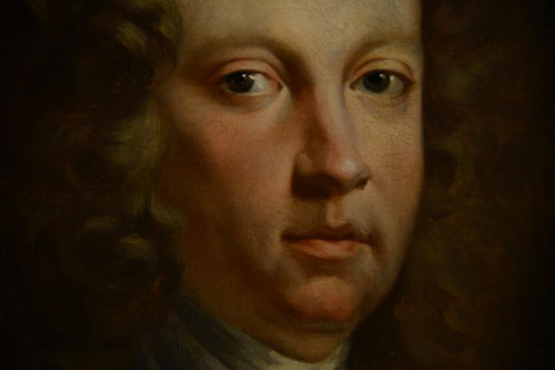 Début Du XVIIIe Siècle, Portrait d'Un Chevalier En Armure, François Jouvenet-photo-4
