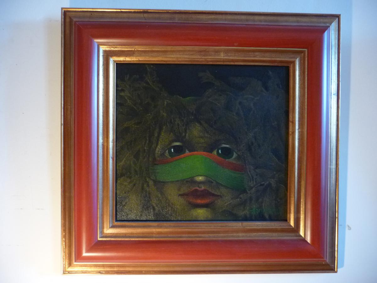 Daniel Hompesch: Portrait