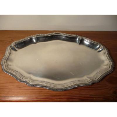 Puiforcat: Flat In Sterling Silver