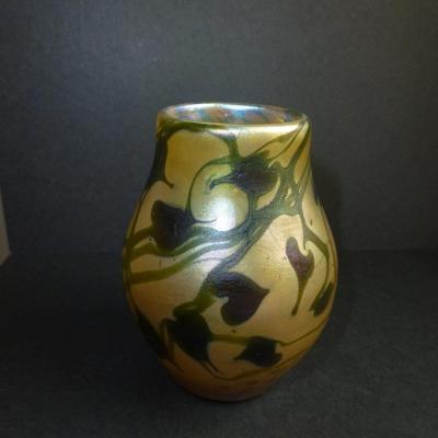 Vase Tiffany Début XXème