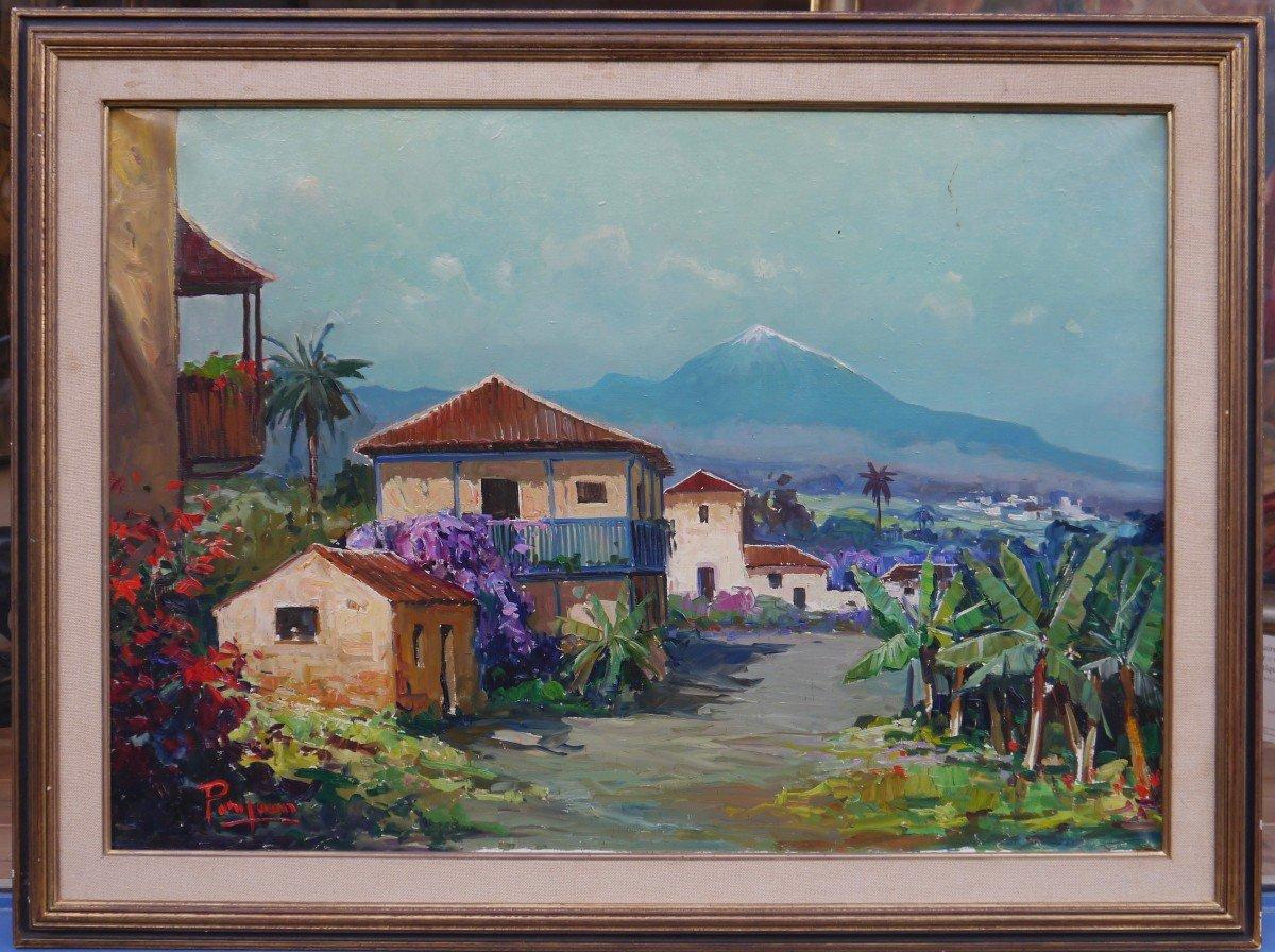 Paysage De Martinique - Signature à Définir