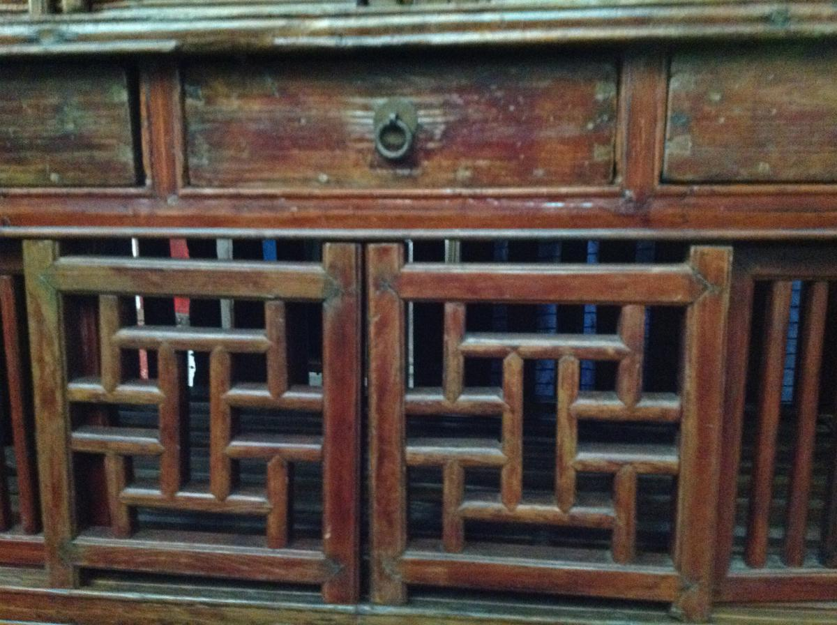 Meuble de cuisine en provenance de chine autres meubles - Cuisine couleur miel ...
