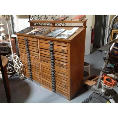 meuble de m tier ancien sur proantic. Black Bedroom Furniture Sets. Home Design Ideas