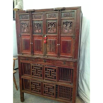 In Cooking Cabinet Provenance From China