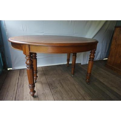 Table salle manger sur proantic 19 me si cle for Salle a manger 1950