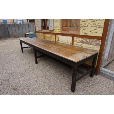 Factory D Table