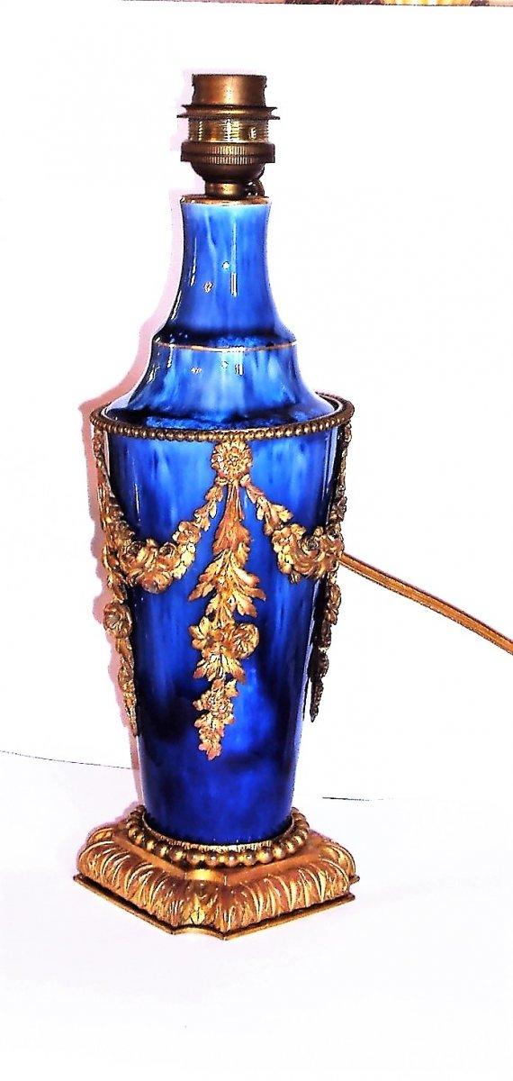 Sèvres Lampe de chevet  En Porcelaine